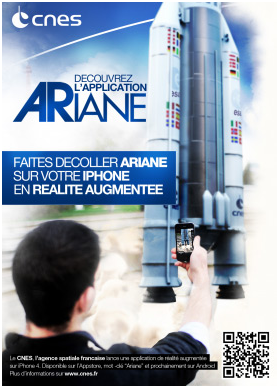Application Ariane © DR