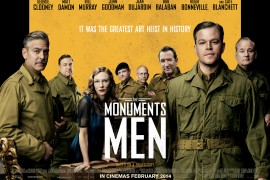 Monuments Men, l'art de la guerre