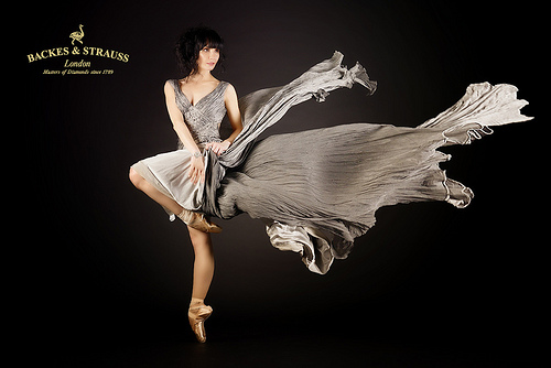 Tamara Rojo - Ambassador for the Victoria Collection by Backes and Strauss - DR